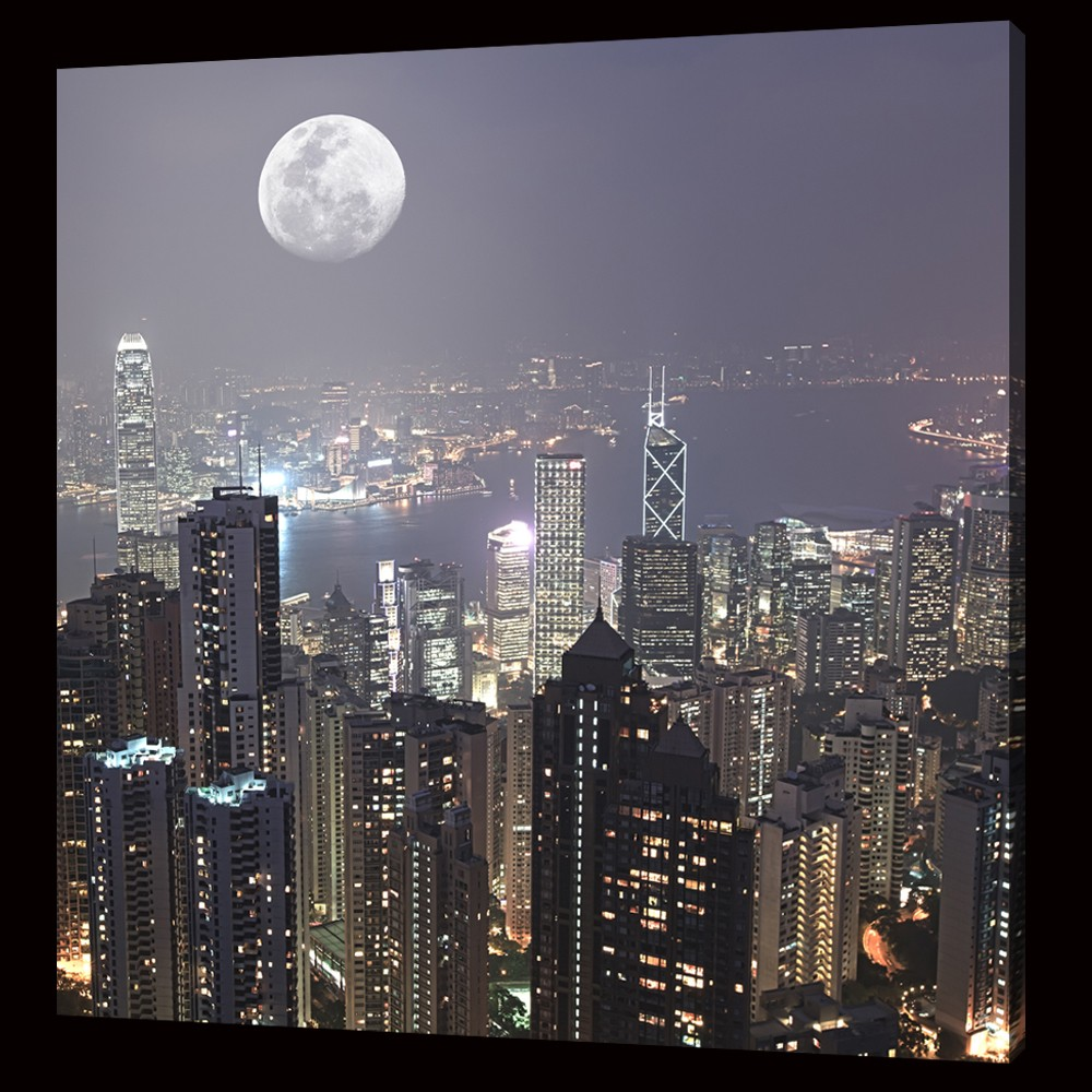 Hong Kong Full Moon