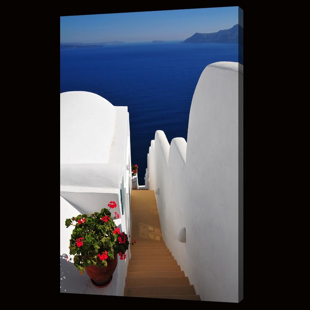 Blue Water in Greece