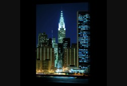 Chrysler Building at Night