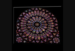 Dome Stained Glass