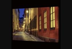 Havana Street at Night